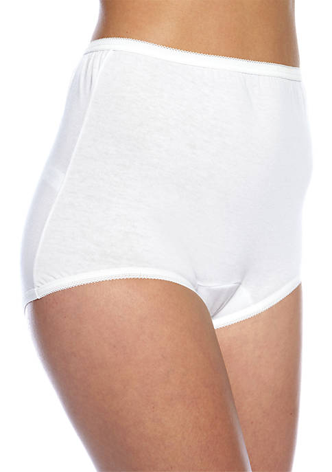 Kim Rogers® Cotton Brief Panty
