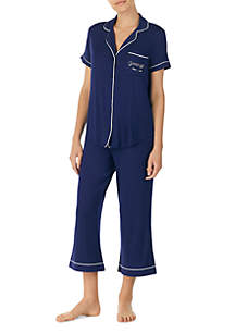 Two-Piece Short Sleeve Modal Goodnite PJs