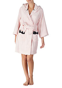 Angel Fleece Robe