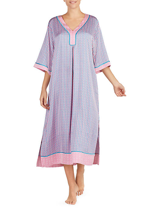kate spade new york® Caftan Nightgown