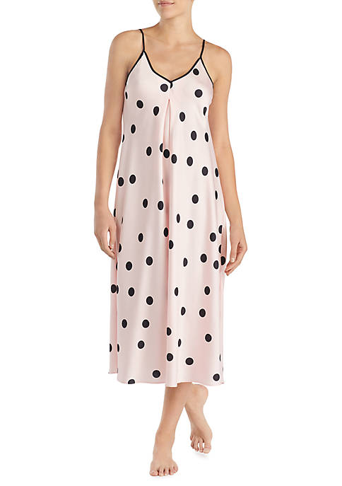 kate spade new york® Charmeuse Long Gown