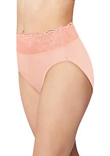 Passion for Comfort Lace Hi Cut Panty