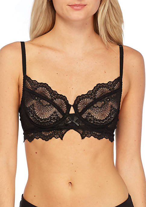 Sam Edelman Long Line Lace Bralette