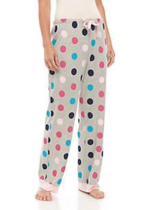 Crown & Ivy™ Printed Sleep Pants