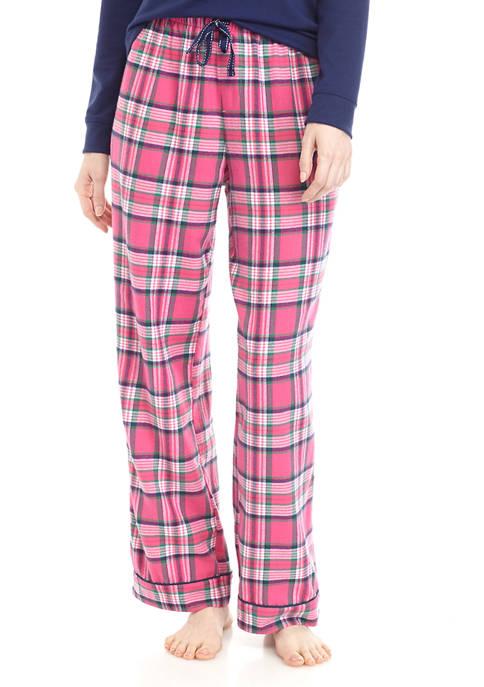 Crown & Ivy™ Plaid Flannel Pants