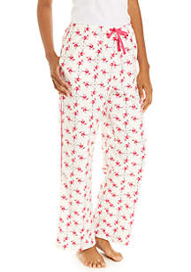 Flamingo Flannel Pajama Pants