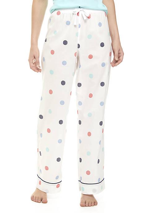 Crown & Ivy™ Sleep Pants