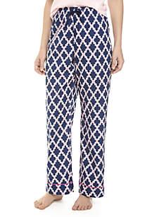 HUE® Long Love Pajama Pants · Crown   Ivy™ Sleep Pants 9d5ef83c9