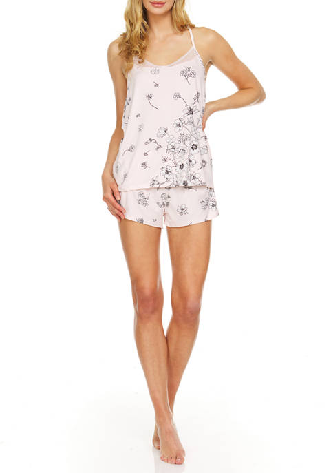 Flora by Flora Nikrooz Leighton Knit Cami and
