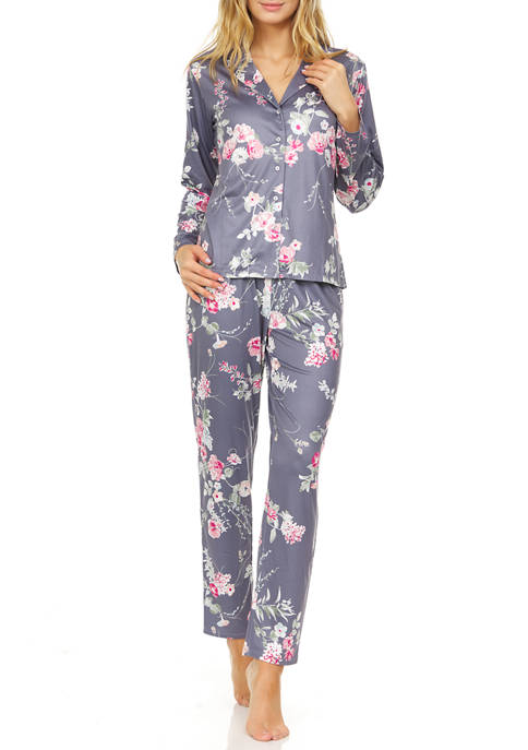 Patricia Long Sleeve Pajama Set