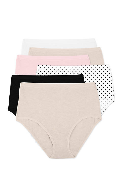 Fruit of the Loom Premium 6-Pack Ultra Soft Brief