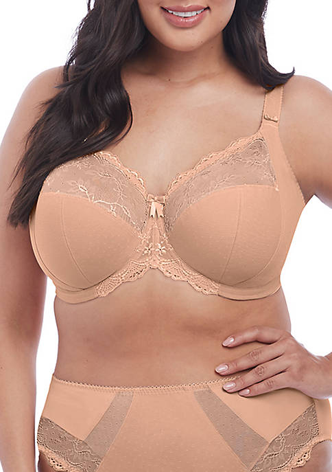 Meredith Underwire Bra with Stretch
