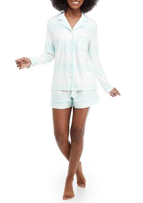 Crown & Ivy™ 2 Piece Yummy Pajama Set