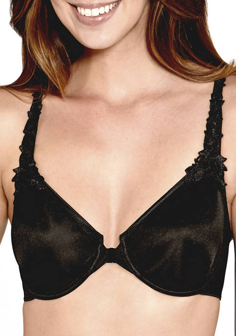 Meryl Front Closure Minimizer T-Back Bra