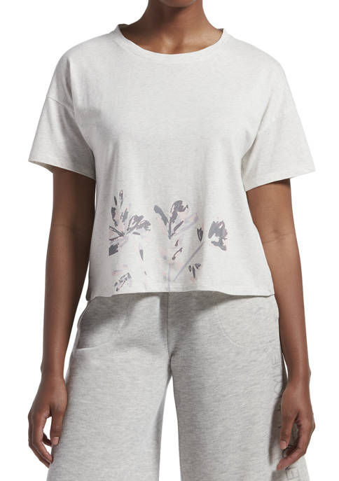 KENDALL + KYLIE Drop Shoulder T-Shirt