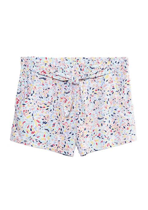 Juniors Lush Luxe Shorts
