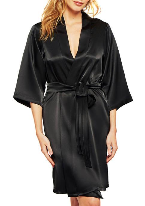 iCollection Marina Lux Satin Robe