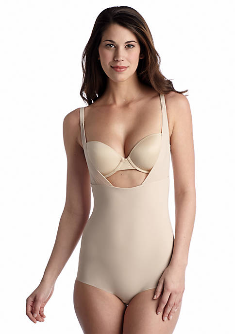 Sleek Smoothers Wear Your Own Bra Body Briefer - 2057