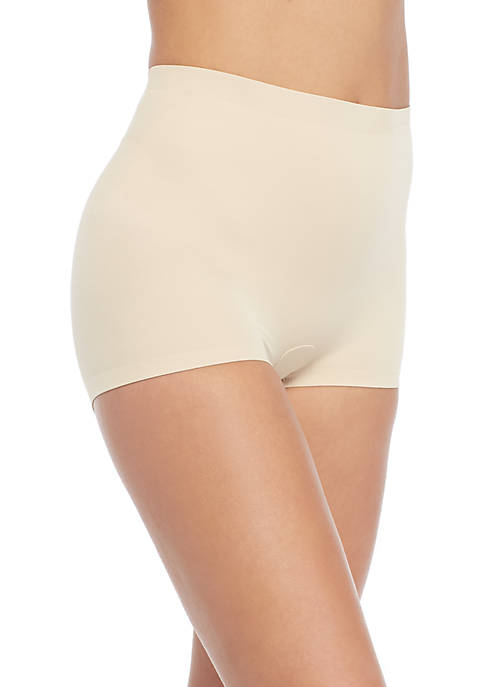 Maidenform® Smoothing High-Waist Boyshort- DM0034