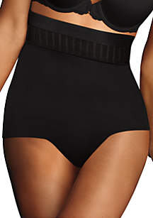 Firm Foundations Stay Put High Waist Briefs
