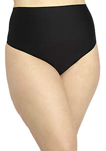 Maidenform® Tame Your Tummy Tailored Thong