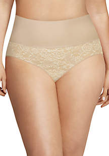 Maidenform® Tailored & Lace Brief Panty