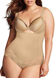 Plus Size Wear Your Own Bra Body Shaper