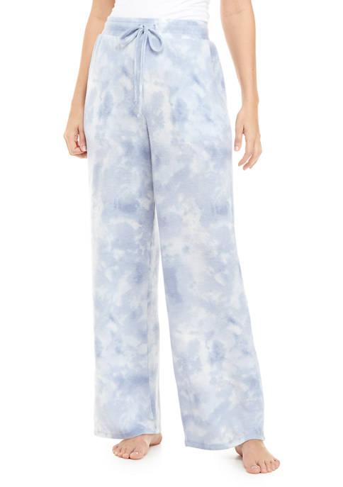 Brushed Hacci Sleep pants