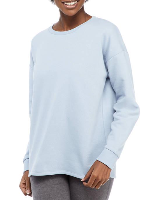 OLIVE & OAK Long Sleeve Cozy Fleece Sleep