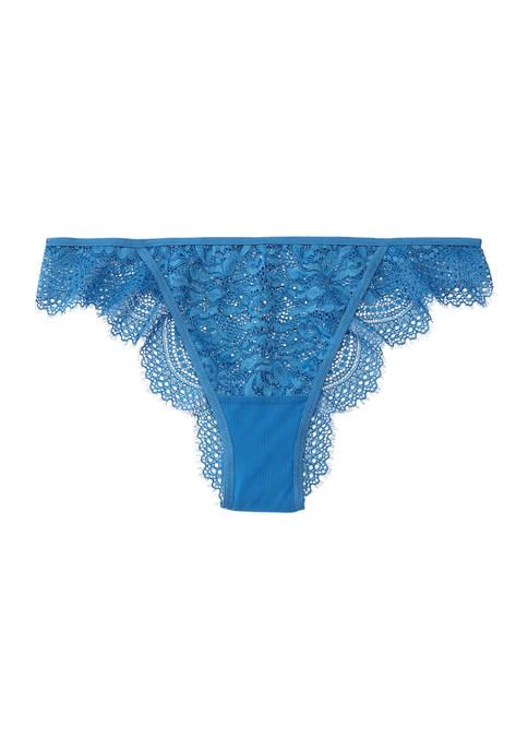 Lace Cheeky Panty