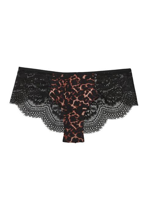 Parisian Lace Cheeky Underwear