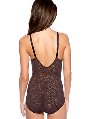 8caa87e2f Bali® Lace N  Smooth Firm Control Bodybriefer 8L10