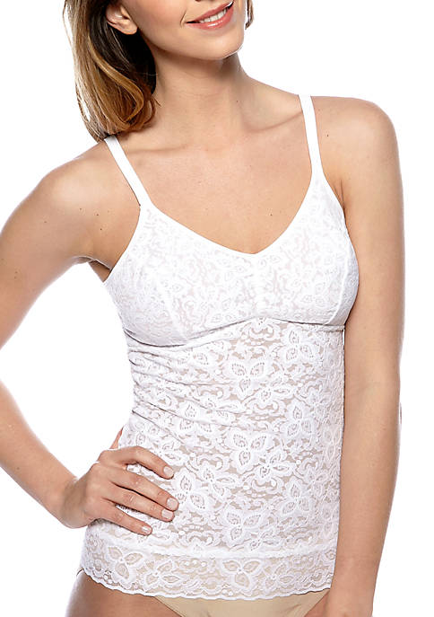 Bali® Lace N Smooth Firm Control Cami
