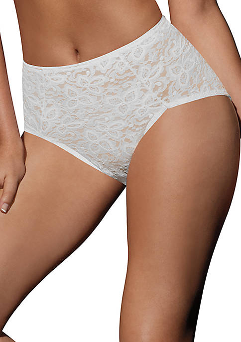 Bali® Lace N Smooth Briefs