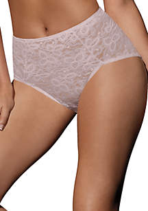 Lace N' Smooth Briefs - 8L14