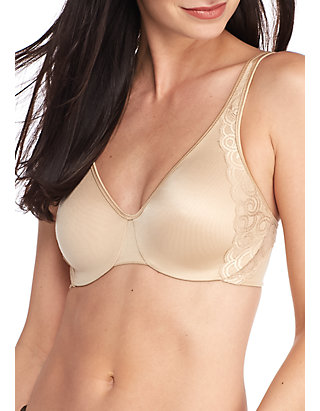 9c98908a0 Bali® Side Support Smoothing Minimizer Bra - DF1004