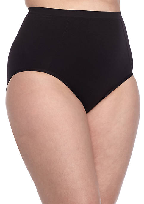 Bali® 2-Pack Ultra Control Seamless Brief With Tummy