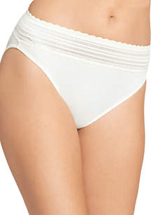 No Pinching No Problems Lace Hi-Cut Panty \u2013 5109J