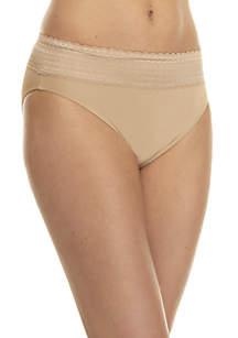 No Pinching No Problems Lace Hi-Cut Panty \u2013 5109J