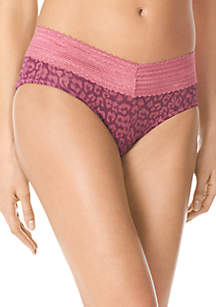 Warner's® This is Not a Bra Full Coverage Underwire & No Pinching No Problems Lace Hipster