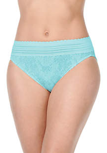 Warner's® No Pinching No Problems Lace Hipster