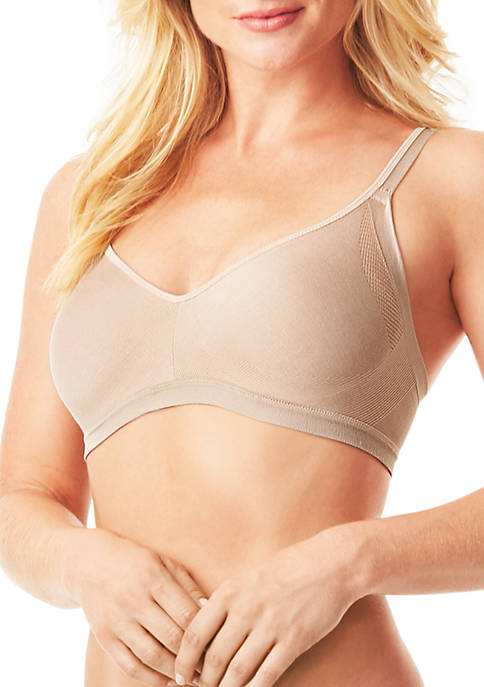 Easy Does It No Bulge Wire Free Contour Bra - RM3911A