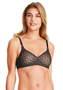 1aef6ffbe3b55 Warner s® Just You Wire-Free 2-Ply with Lace Bra - RP3691A