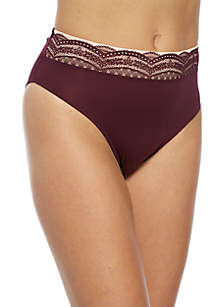 No Pinching No Problems Brief with Lace