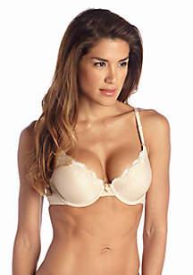 Scalloped Lace Demi Bra - 9471