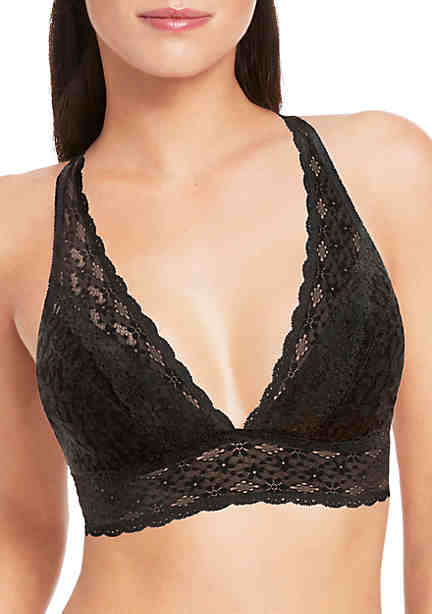 Attractive Bralettes: Lace Bralettes, Strappy, Cotton & More | belk IV31