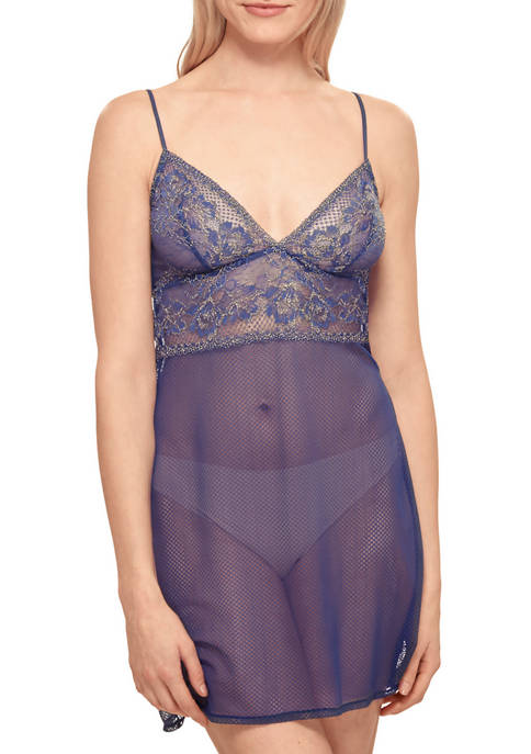 Lace to Love Chemise