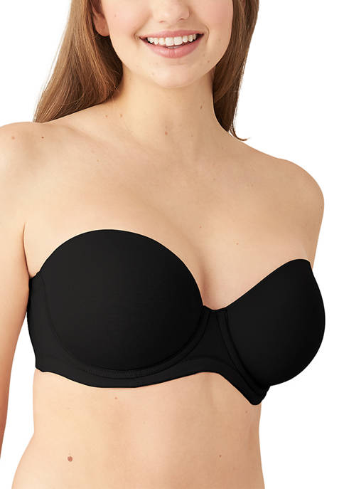 Red Carpet Strapless Full Busted Underwire Bra - 854119