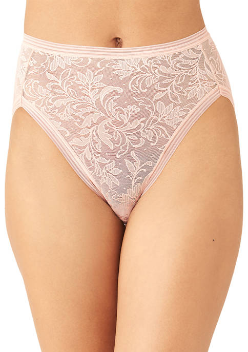 Net Effect High Cut Panty