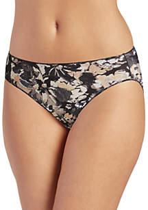 Not Panty Line Promise Tactel Bikini - 1370